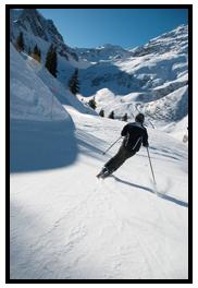 Skiurlaub: Österreich, Schweiz, Deutschland